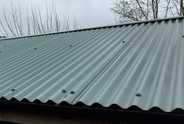 Corrugated Roofing Sheets Galvanized Roof It
